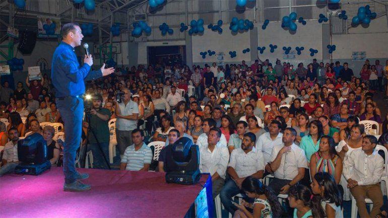Gutiérrez: Los neuquinos seguiremos siendo dueños de nuestro destino