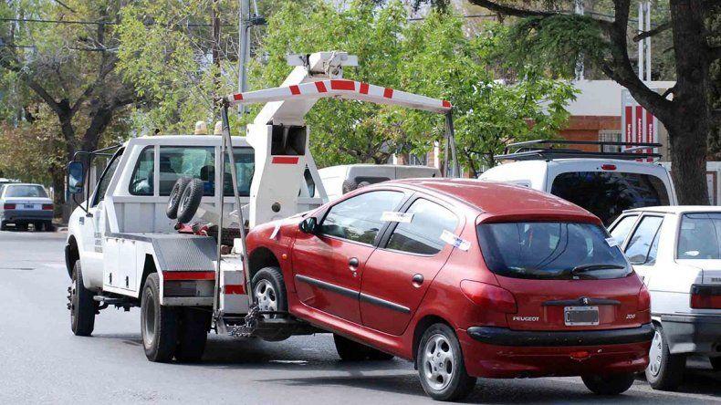 El 82 por ciento de las multas de tránsito en la ciudad son por mal estacionamiento