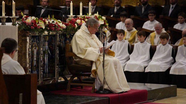 Pidió perdón por los abusos el abad de un monasterio