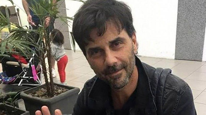Juan Darthés, internado en Brasil por un cuadro depresivo