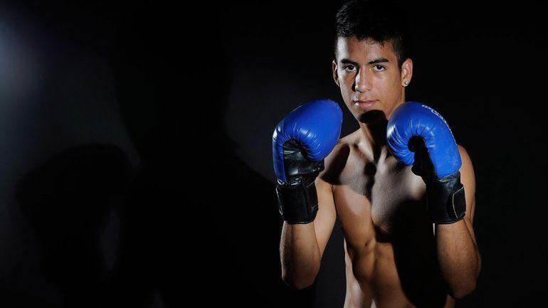 Sueño ir a pelear un día a Las Vegas