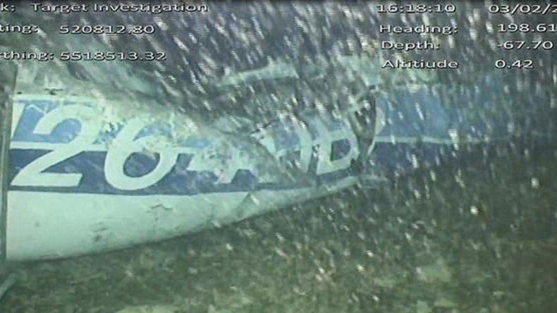 Recuperaron un cuerpo de la avioneta en la que viajaba Emiliano Sala