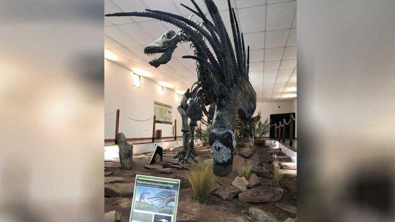 Descubrieron un nuevo dinosaurio en Neuquén, el Bajadasaurus