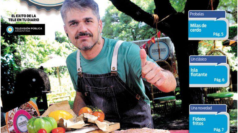 Cocineros Argentinos te trae recetas prácticas para el verano
