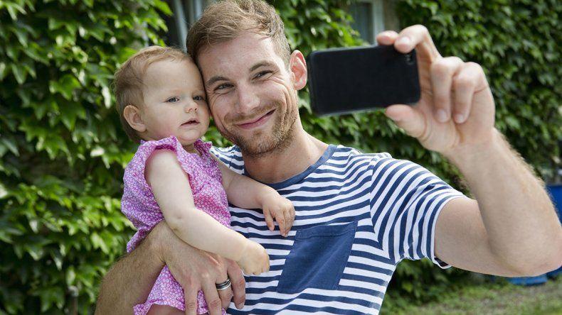 El peligro de la exposición de los bebés en las redes sociales