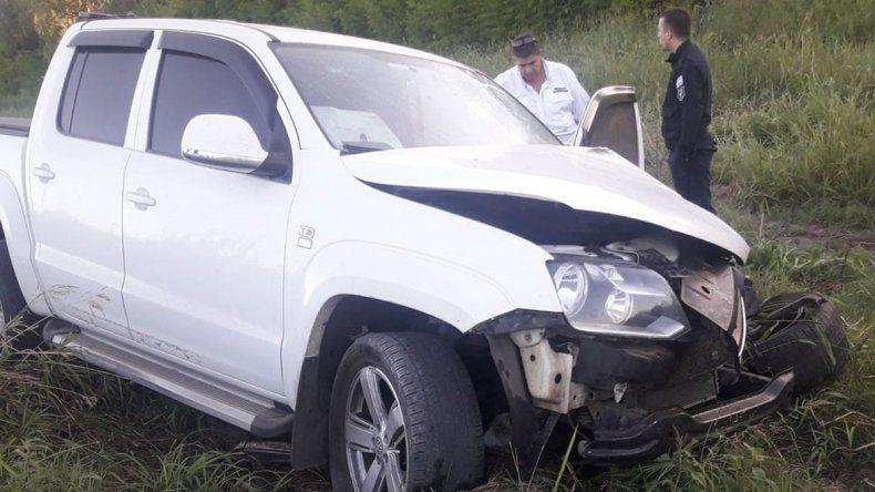 Se durmió al volante y mató a un vigilador