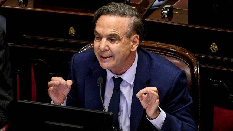 Pichetto: Si se confluye con Cristina Kirchner, yo me voy