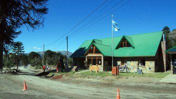 villa pehuenia: lo asesinaron de una punalada al pecho