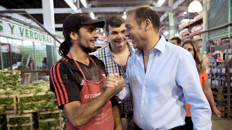 Gutiérrez mostró su plan productivo en el Concentrador