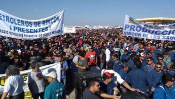 dictaron la conciliacion en el conflicto de los petroleros