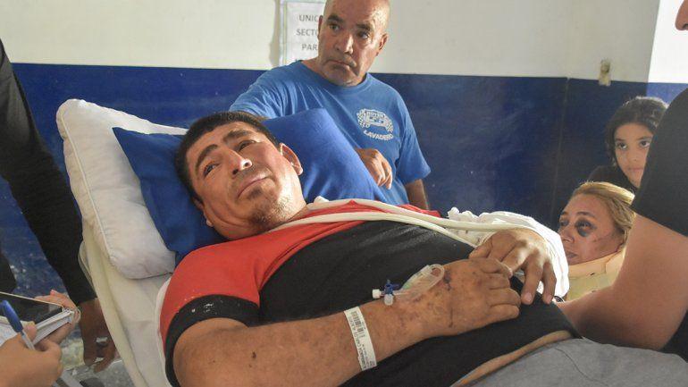 Vuelco fatal en La Pampa: Intenté esquivar a una camioneta para evitar un choque de frente
