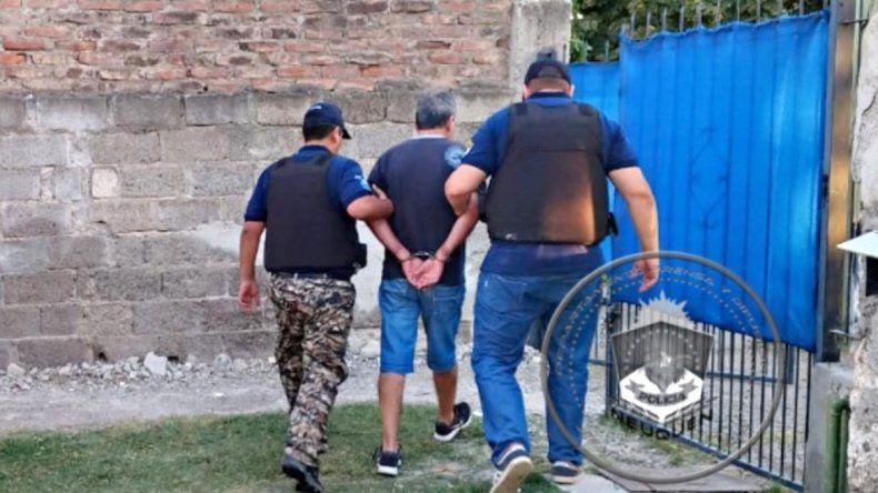 Atraparon a condenado por abusar del hijo de su pareja