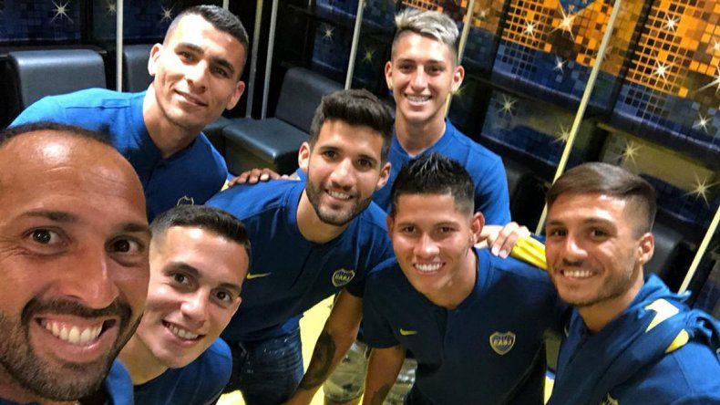 Marcone: En dos o tres partidos se verá  otro Boca