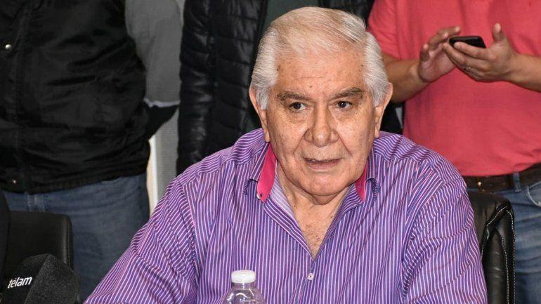Pereyra pedirá que Lopetegui explique las causas del apagón en el Senado