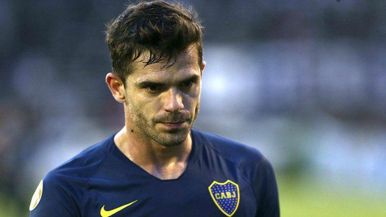 El triste final de un histórico: Gago no jugará más en Boca