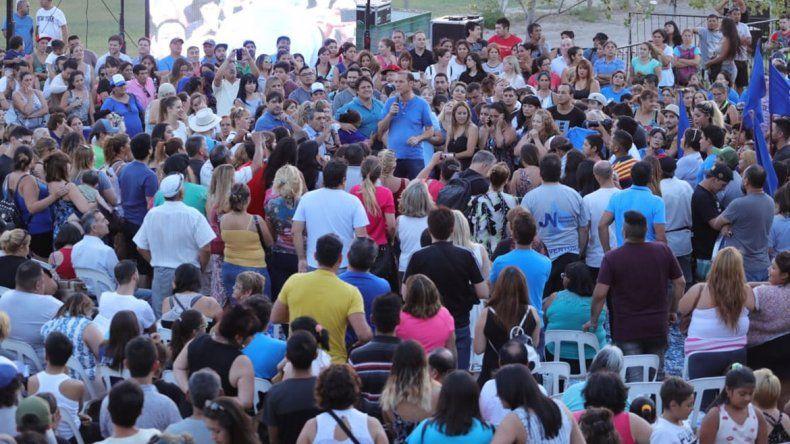 Omar Gutiérrez llamó a defender la identidad neuquina el 10 de marzo