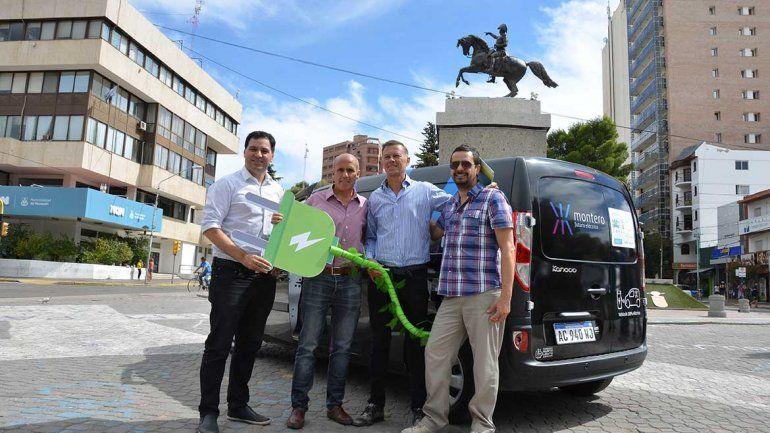 El oficialismo busca fomentar la compra de autos eléctricos