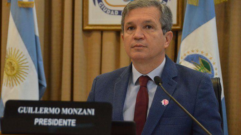 Monzani abrirá el período de sesiones en el Deliberante
