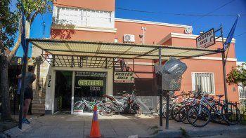 robaron bicicletas por $90 mil de un comercio familiar