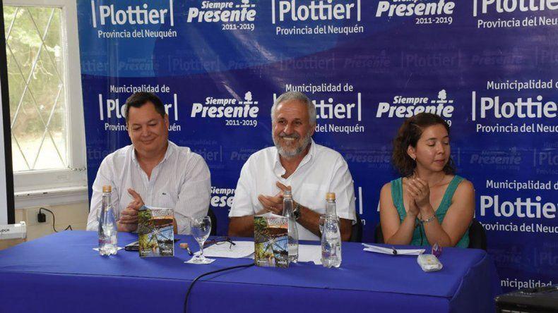 Peressini prometió que esta Expo será única en la historia