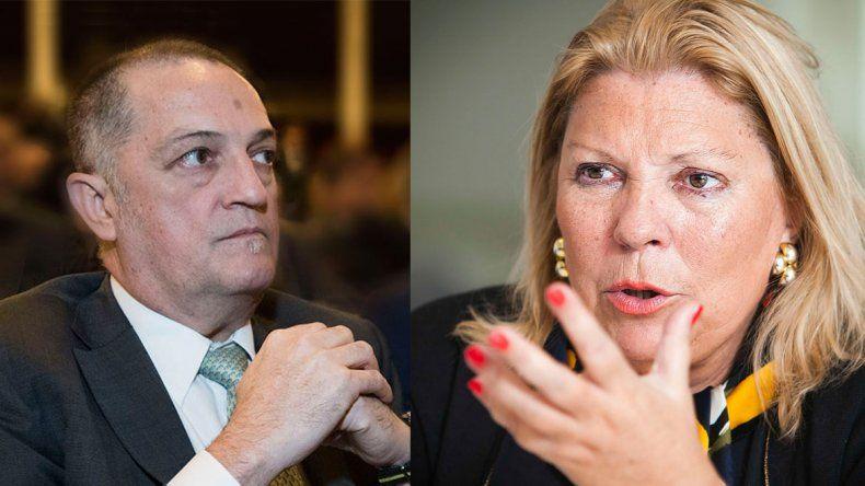 Carrió amplió la denuncia contra  el juez Rodríguez
