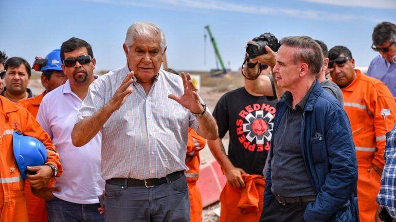 Macri y Rocca toman de rehenes a los trabajadores