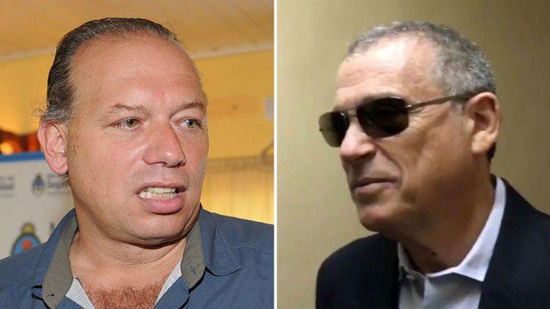El ex espía Stiuso y Berni casi se van a las manos en un shopping