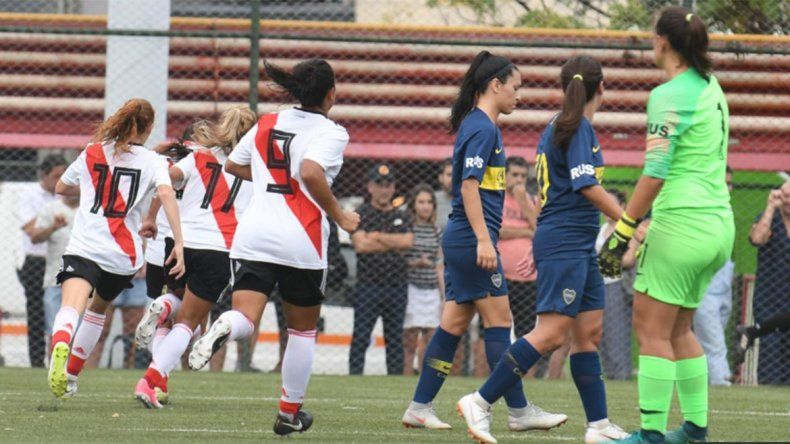 El mejor cumplemés: River venció a Boca en el Superclásico femenino y explotaron las redes