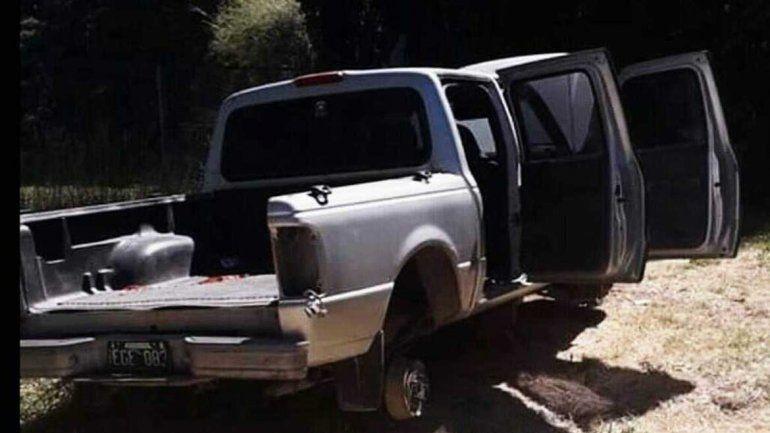 Robaron dos camionetas en cercanías a la Fiesta de la Confluencia