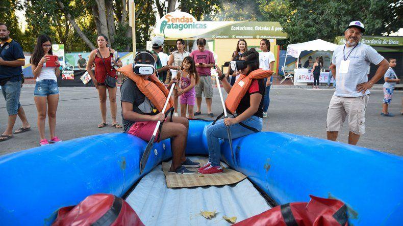 Aventura virtual por el Limay para atraer turistas