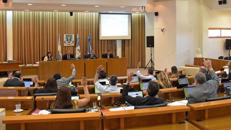 Al Concejo Deliberante le espera una agenda recargada