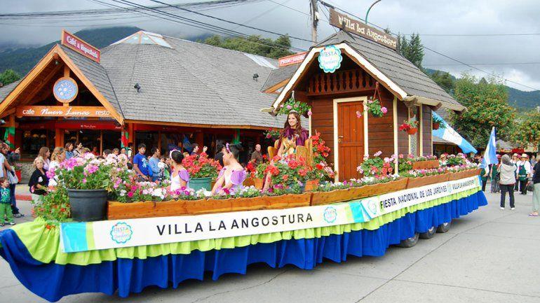 Villa La Angostura se prepara para la 7ª Fiesta Nacional de los Jardines
