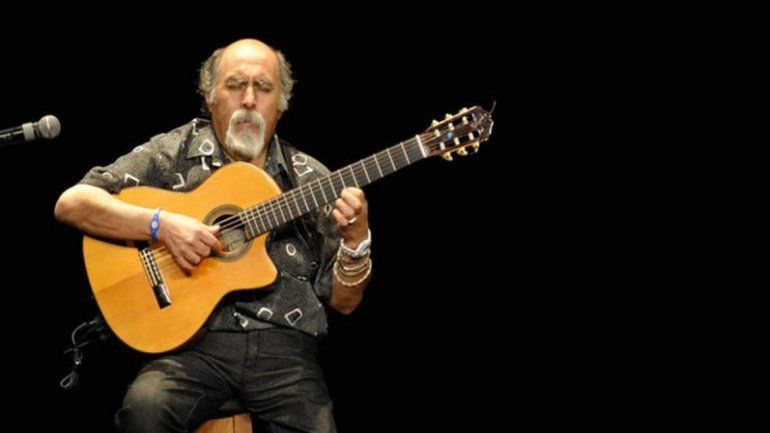 A los 67 años, murió el reconocida guitarrista Juanjo Domínguez