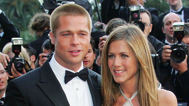 Video: Brad Pitt y Jennifer Aniston, ¿otra vez juntos?