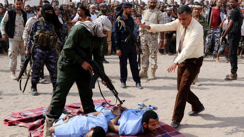 Los ejecutaron por violar y matar a un niño