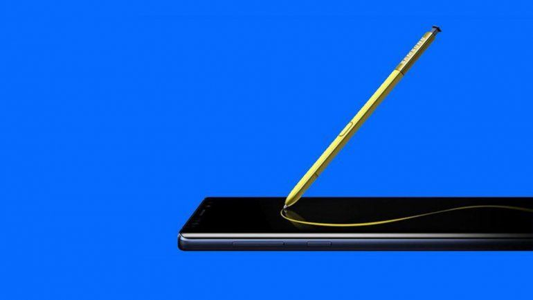 Patenta un S Pen con cámara y zoom óptico integrado para el Galaxy Note