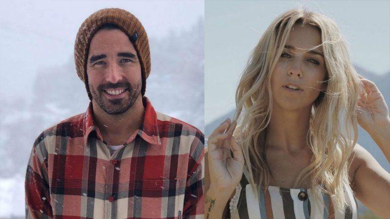 ¡Romance confirmado! Mirá el video de Sole Fandiño a los besos con Nacho Viale