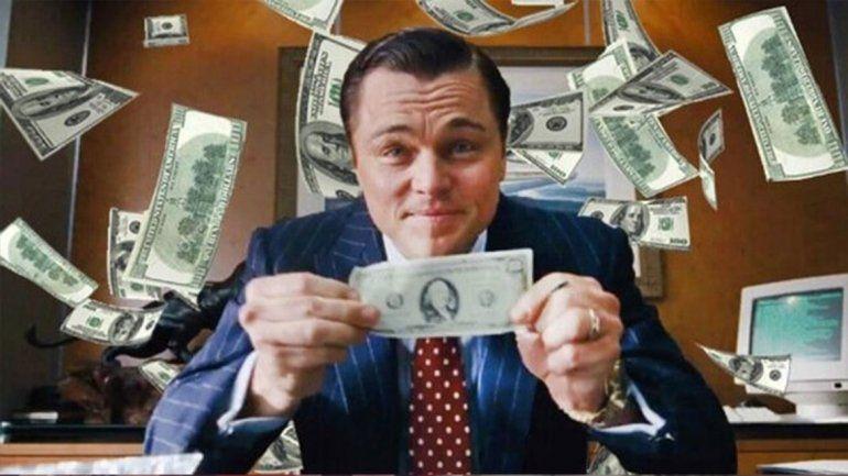 Di Caprio y otros figuras de Hollywood, salpicados por un escándalo de corrupción