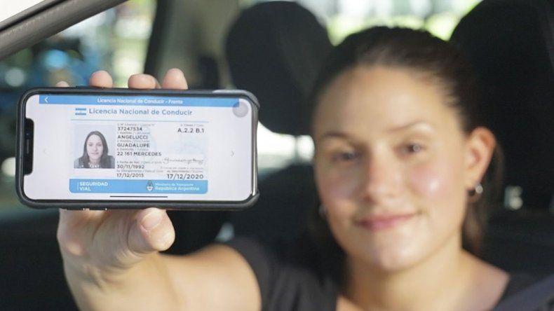 Nación lanzará la licencia de conducir digital válida para todo el país