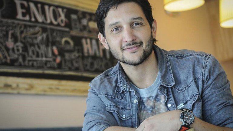 Germán Paoloski, el reemplazo de Nico Repetto
