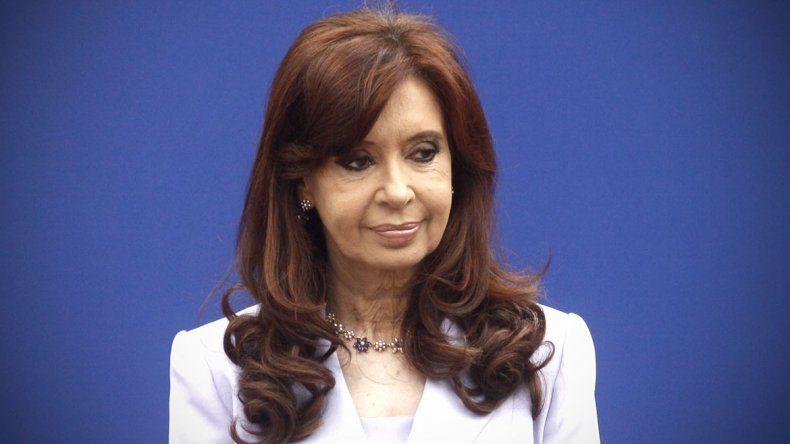 El Tribunal rechazó el pedido de Cristina y el 26 irá a juicio