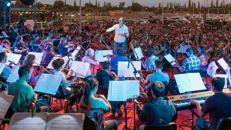 La Orquesta Sinfónica se instala en el Español