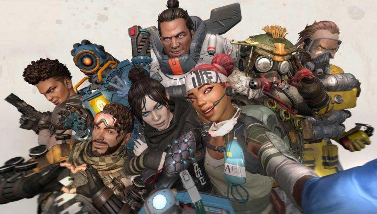 Apex Legends: el rival de Fornite que ya tiene 25 millones de jugadores