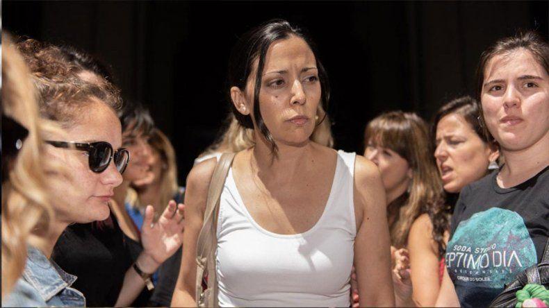 Ana Coacci habló tras la fallida audiencia con Darthés ausente:  No presentó certificado médico