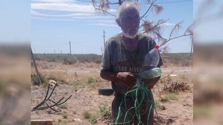Piden datos sobre la identidad de este hombre: sospechan que es el que encontraron muerto en Vista Alegre