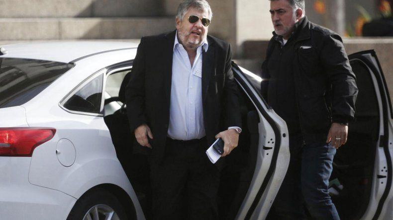 Stornelli denunció  a DAlessio por defraudación