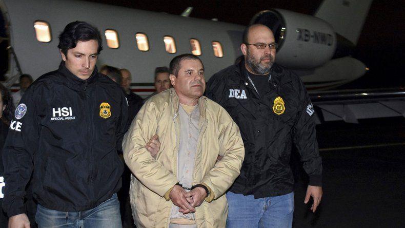 Chapo Guzmán, culpable de todos los cargos