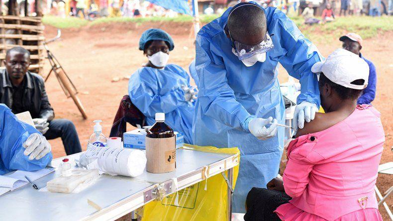 Congo: les piden favores sexuales para vacunarlas