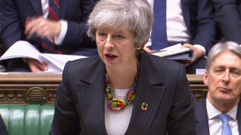 Parlamento pasó para fin de mes el voto del brexit