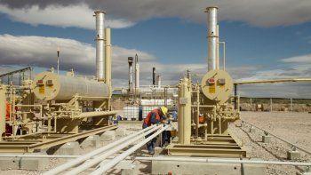 se realiza la subasta del gas con foco en el invierno